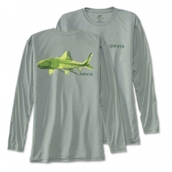 Bonefish Bones Tech T-Shirt